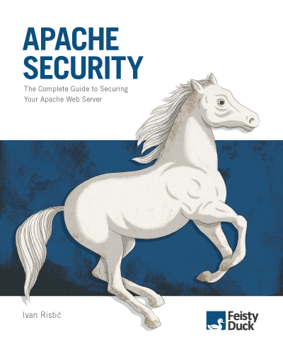 Apache Security cover