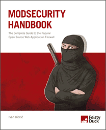 ModSecurity Handbook Cover